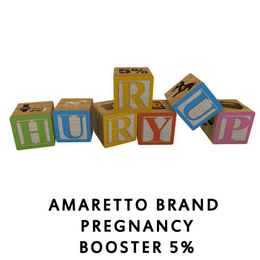 Amaretto Brand Pregnancy Booster 5%