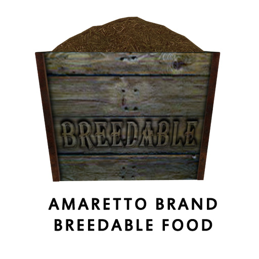 Breedable Food